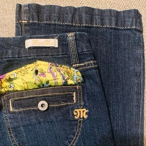 Miss Me Geneva Wash Trouser Jeans